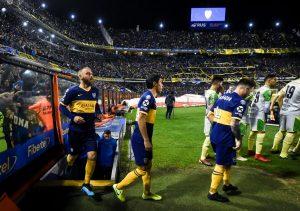 Boca Juniors v Aldosivi - Superliga 2019/20